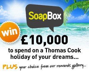 Win 10K Thomas Cook Holiday