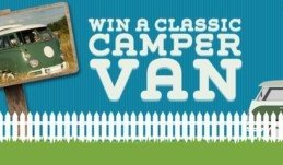 Win a VW Campervan free Competition
