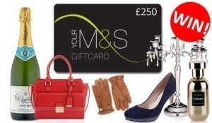 win a 250 pound marks and spencer gift card